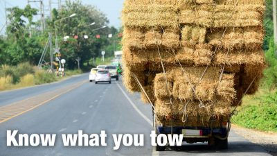 Know what you tow