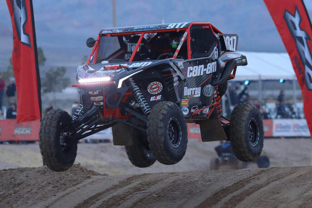 Look for ITP's Derek and Jason Murray as they take on the rugged desert at the first SCORE International Series race of the year – the San Felipe 250.