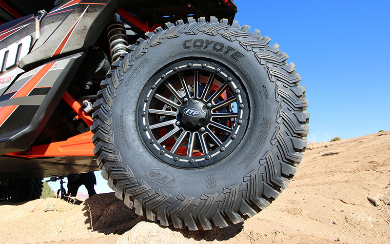 ITP launches new Coyote® desert tire