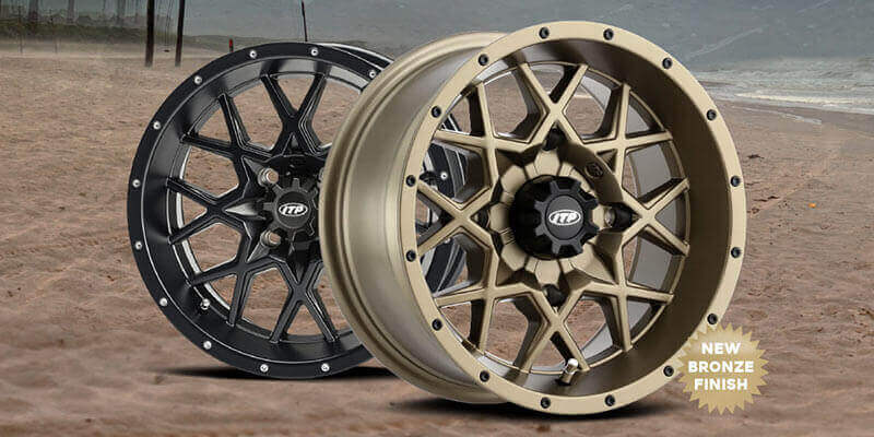 ITP RELEASES NEW BRONZE FINISH
