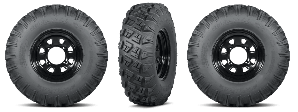 NEW VERSA TRAIL® XTR TIRE AT THE GIE EXPO