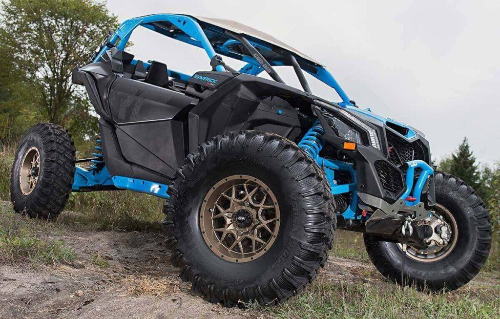 ITP introduces the new Versa Cross® all-terrain tire