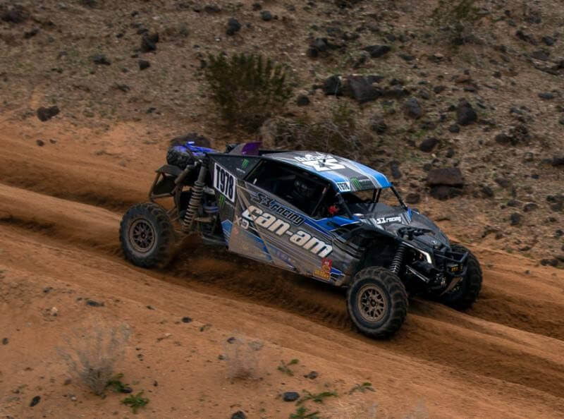 Jones Wins BITD UTV Parker 250 On ITP Tires