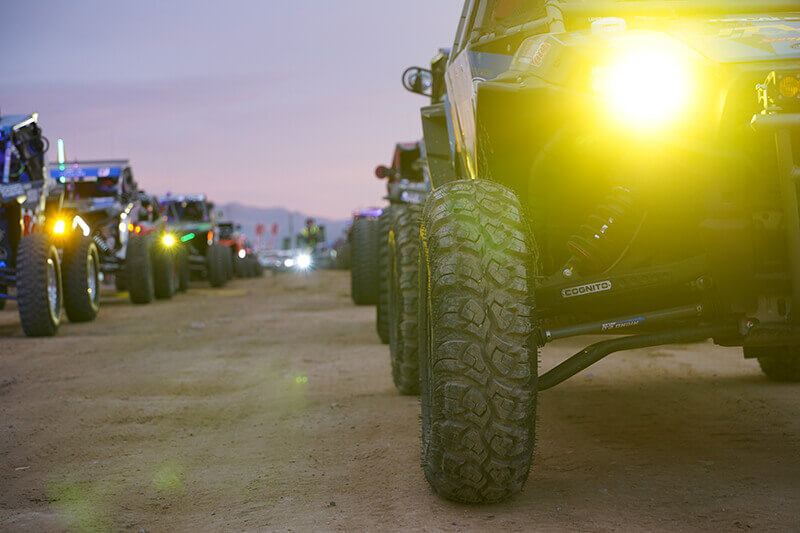 #TEAMITP EARNS THREE TOP 10 FINISHES AT BITD MINT 400 RACE