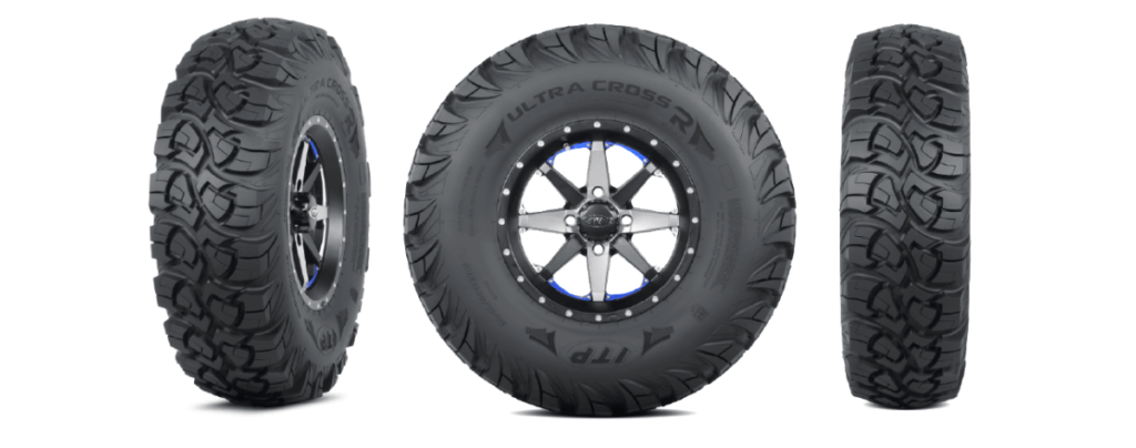 NEW REDESIGNED ULTRA CROSS® R SPEC TIRE NOW AVAILABLE