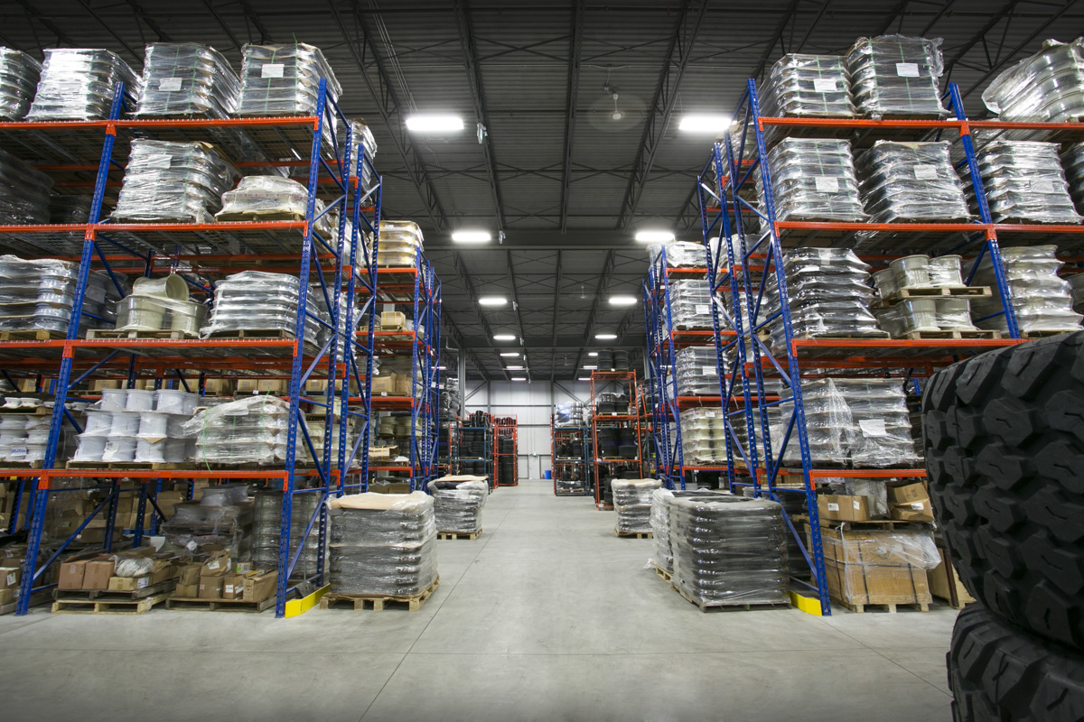 The Carlstar Group opens Distribution Center in Edmonton, Alberta