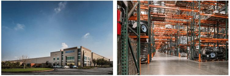 The Carlstar Group Fontana location will service Company's West Coast operations