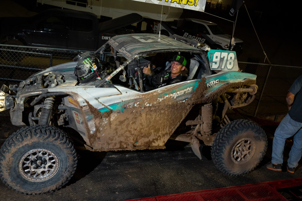 Dustin Jones Nails Podium Finish at 2020 BITD Vegas to Reno Race